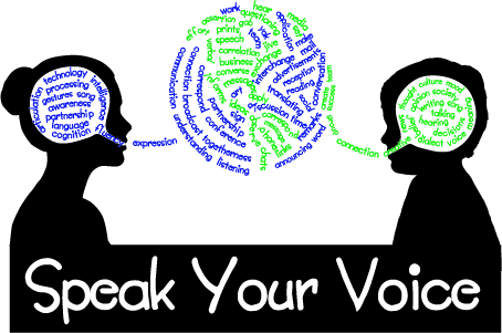 Speak Your Voice